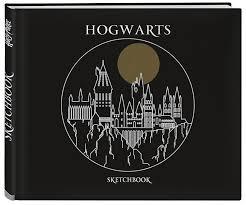 Купить <b>Скетчбук</b> Harry Potter. <b>Хогвартс</b> (<b>А5</b>, <b>64</b> л., рисовальная ...