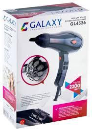 Купить <b>Фен Galaxy GL4326</b> черный по низкой цене с доставкой ...