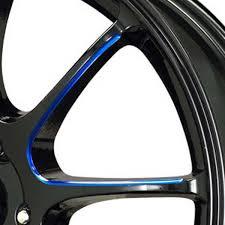 <b>Konig Illusion</b> Blue Wheels | 4WheelOnline.com