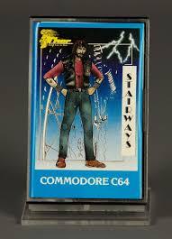Video game:Commodore 64/<b>128</b> Stairways - <b>Thor</b> Computer ...