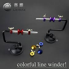 Portable Fishing Line Winder Wrapper <b>Fishing Tackle</b> Equipment ...