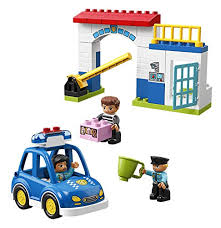 <b>LEGO DUPLO Town</b> Police Station <b>10902</b> Bui- Buy Online in Israel ...