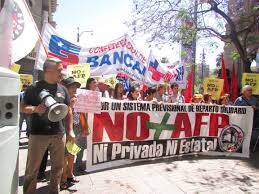 Resultado de imagen para NO + AFP Puente Alto
