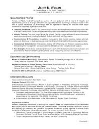 example of resume format meganwest co example of resume format