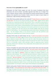 grade  julius caesar essay at gcse level  english literature