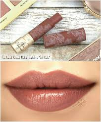 "<b>Too Faced</b> | Natural Nudes Lipstick in ""<b>Girl Code</b>"""
