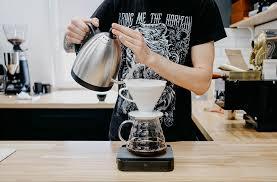 Руководство по приготовлению <b>кофе</b> в пуровере