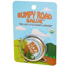 Бальзам от раздражения и синяков, <b>Bumpy Road Salve</b>, Sierra ...
