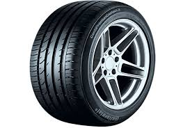 <b>Continental Conti Premium Contact</b> 205/55 R15 88V Tubeless Car ...
