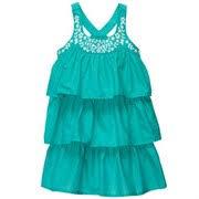 <b>Платье</b>-<b>сарафан Carters</b> с горизонтальными оборками и ...