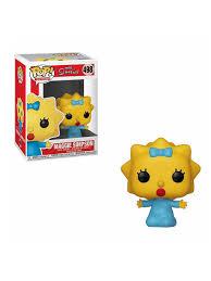 <b>Фигурка Funko POP</b>! <b>Vinyl</b>: Simpsons S2: Maggie 33879 <b>Funko</b> ...