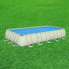 Солнечное покрывало для бассейна <b>Rectangular Frame</b> ...