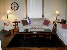 decoration photo side table  coffee table simple and rustic home living room decorating ideas for
