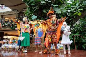 Halloween Events in Hawai'i for Families—2020