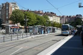 Grenoble tramway