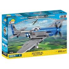 <b>Конструктор Cobi</b> Small Army World War II 5536 <b>Самолет</b> P-51D ...