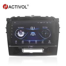"<b>HACTIVOL 9</b>"" <b>1024*600 Quadcore</b> android 8.1 car radio for Suzuki ..."