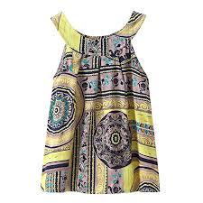 BEESCLOVER Baby Girl <b>Bohemia Style</b> Sleeveless Sundress ...