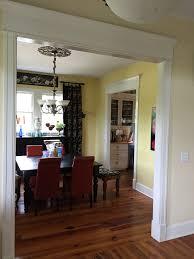 dining room beautiful living room pillar