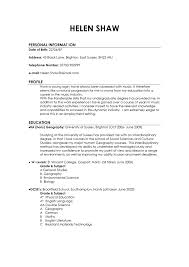 sample resumes sample proper resume resume letter sample resumes