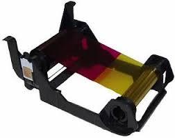 Полноцветная <b>лента Zebra</b> Load-N-Go YMCKO 800011-140 ...