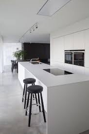 shape fitted engaging parallel kitchen white