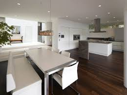 amusing painted wood floors design with white kitchen decoration image amusing wood kitchen tables top kitchen decor