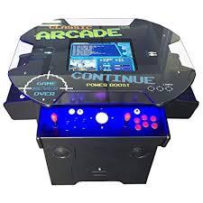 Creative <b>Arcades</b> Full-Size Commercial Grade Pub-<b>Style Arcade</b> ...