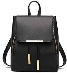 B&E LIFE Fashion Shoulder Bag Rucksack PU ... - Amazon.com
