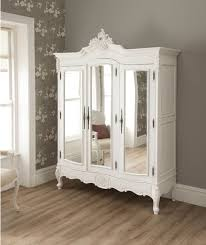 contemporary bedroom furniture interior white wardrobe armoire design modern chairs with three door glass and artistic anthropologie style furniture