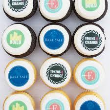 corporate bake toronto bake toronto logo cupcakes on line order ws jpg