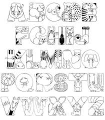 Small Picture Standard Letter Printables Free Alphabet Coloring Page Coloring