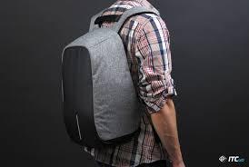 Обзор <b>рюкзака XD Design Bobby</b> Anti-Theft Backpack - ITC.ua