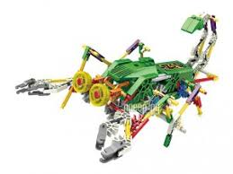 <b>Конструктор</b> LoZ Robotic Scorpion Jungle 160 дет. LZ3019