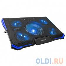 Подставка для ноутбука <b>CROWN CMLS</b>-<b>k331 BLUE</b> ( до 19 ...