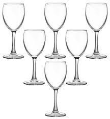 <b>Pasabahce Набор</b> бокалов для вина <b>Imperial</b> Plus 240 мл 6 шт ...