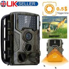 <b>42 IR</b> LED Trail Camera 16MP WIFI 1080P Waterproof Hunting <b>IR</b> ...