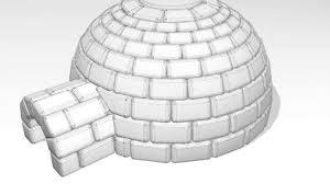 Resultado de imagen de como se hace un iglu