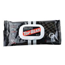 <b>Салфетки влажные TOP</b> GEAR для автомобиля, универсальные ...