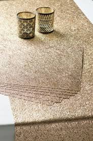 Buy 7 Piece Metallic Table Mats And Runner Set from the Next UK ...