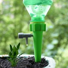 Drip Irrigation <b>Automatic Plant Waterers</b> System <b>Adjustable</b> drip ...
