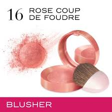 Little Round Pot. 16 <b>Rose coup</b> de foudre | <b>Bourjois</b>