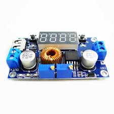 <b>XL4015 5A DC</b> Buck Step Down Power Converter Voltage Current ...