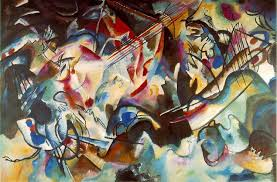 <b>Composition</b> VI, 1913 - <b>Wassily Kandinsky</b> - WikiArt.org