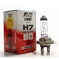 Галогенная <b>лампа AVS Vegas</b> 12V 55 W <b>H7</b> (1 шт) скидки и ...