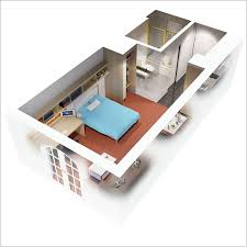 Amazing Interior Design Ideas for One bedroom Apartment Floor Plans