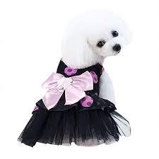 Sunward Puppy <b>Cat Clothing</b>,<b>Dog Pet</b> Bottoming Sequin Print Dress ...