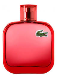 <b>Eau de Lacoste L</b>.<b>12.12</b>. Rouge <b>Lacoste</b> Fragrances cologne - a ...