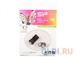 <b>USB флешка 64GB Silicon</b> Power Touch T01 USB2.0 ...