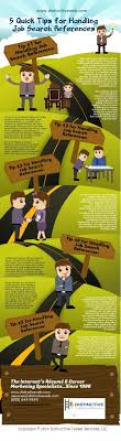 17 best images about career job search infographics infographic 5 quick tips for handling job references distinctiveweb